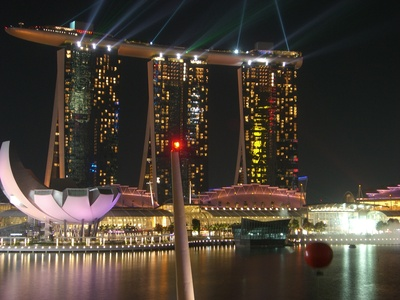 Vietnam und Singapur auf einer Kreuzfahrt kennenlernen