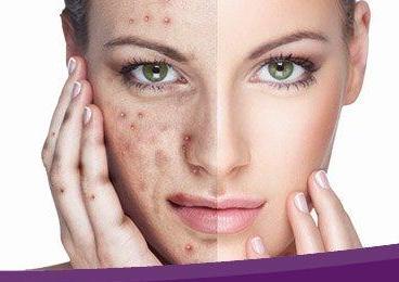 Informatives Online-Portal für Menschen mit Hautproblemen