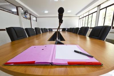 Checkliste zur Vorbereitung von Besprechungen und Konferenzen