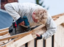 Terrassendach selber bauen