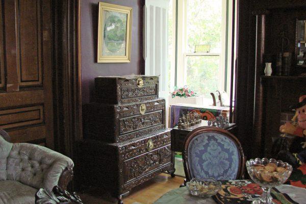 Alte Möbel verschönern