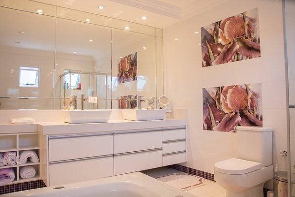 Badezimmerheizkörper für den Wohnraum Badezimmer