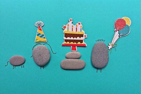 Runder Geburtstag: Einladungskarten, Location & Co