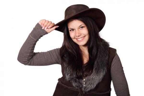 Der Cowboyhut als Hingucker