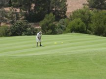 Ein toller Urlaub: Golf spielen und Kultur genießen