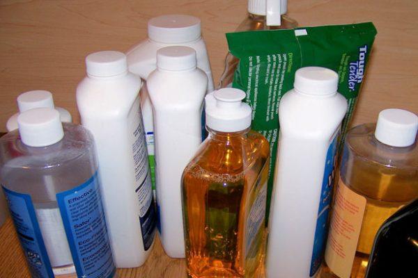 Das richtige Reinigungsmittel für jeden Zweck